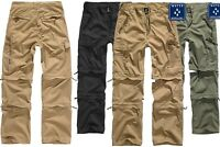 Brandit Herren Hosen Cargohose Trouser Militär Pant Wanderhose Savan S M L XL 3X