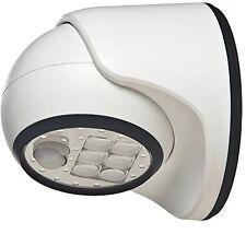 LIGHT IT by Fulcrum 20031-108 6 LED Wireless Motion-Sensor Weatherproof Porch Li