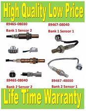 NEW Toyota Sienna Oxygen Sensor O2 Sensor Complete Set 4 Pcs