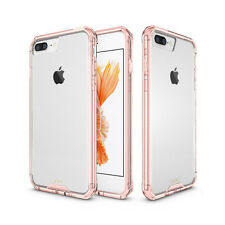 For iPhone 7&7 Plus Case Protective Shockproof Hybrid Rubber TPU Hard Cover Kit