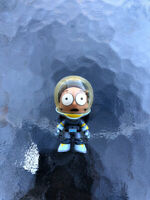 Funko Mystery Minis Rick and Morty Series 3 SPACESUIT MORTY Vinyl Figure