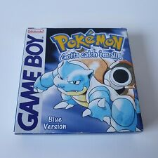 Pokemon Blue - GB - Game Boy - NHAU