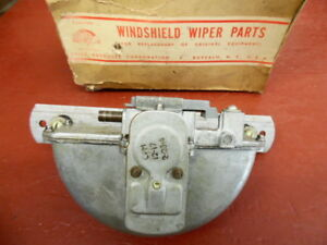 1955 56 57 58 Studebaker Sedan Models Wiper Motor NOS TRICO CPM 12-17