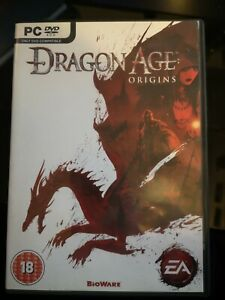 PC Game - Dragon Age Origins - Complete EA Games