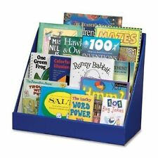 Book Shelf Stand 3 Tier Classroom Dvd Magazine Holder Organizer Kids Room New