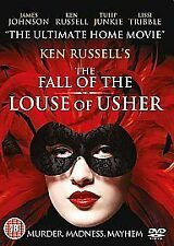 The Fall of Louse of Usher DVD [2002], DVD | 5060098704940 | New