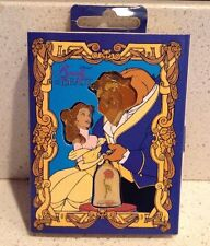 Beauty and the Beast 3 Pin Set Disney Boxed Enchanted Rose Volume 6 New