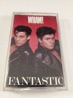 Wham! : Fantastic : Vintage Tape Cassette Album From 1983