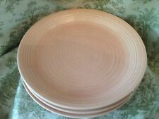 Franciscan reflections peach 3 salad plates
