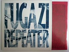 FUGAZI REPEATER TURNOVER DISCHORD 44 PUNK 90'S INDIE INNER USA