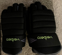 NEW Verbero Vara Pro Black Size 11-12  Roller Inline Ice Hockey Gloves