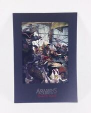 Assassins Creed IV Black Flag Limited Edition Cel Art. Exclusively for gamestop
