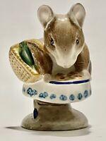 Marvelous Vintage 1971 Beatrix Potter Appley Depply Beswick England Figurine