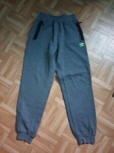 Pantalon jogging molletonné gris T16 ans, comme neuf