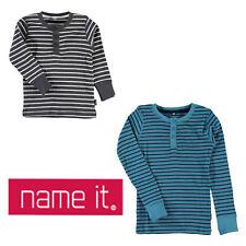 Name it Langarmshirt Mini NITVILANO M LS TOP Jungen gestreift Sweatshirt
