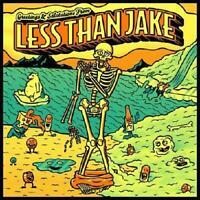 LESS THAN JAKE - GREETINGS & SALUTATIONS (NEW & SEALED) CD Digipack Ska Punk