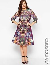 Special Occasion 3/4 Sleeve Polyester Dresses Midi