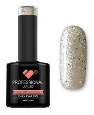 829 VB Line VIP Status Silver in White - gel nail polish - super gel polish