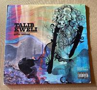 TALIB KWELLI!! GUTTER RAINBOWS!! ORG. 2011 MULTI COLOR VINYL DBL LP!!!
