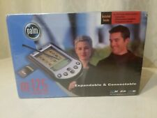 Palm M125 Handheld Expandable & Connectable Pda 340-3371A-Us Nib