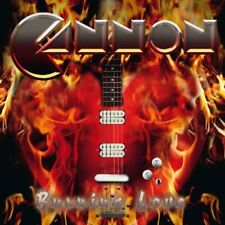 Cannon - Burning Love CD NEU OVP