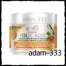 Anti Wrinkle Face Cream Folic Acid Vitamin C Jojoba Laminaria Algae Day & Night