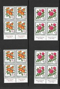 Switzerland - 1977 - Pro Juventute booklet panes -  unmounted mint