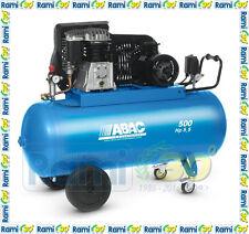 Compressore a cinghia 500 lt ABAC B5900B 500 CT5,5 professionale aria compressa