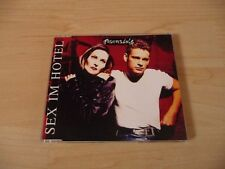 Single CD Rosenstolz - Sex im Hotel - 1996