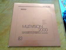 Multivision 2000 Selected Sound lp