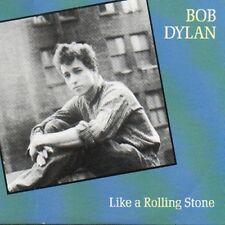 "NM CD BOB DYLAN ""Like A Rolling Stone"" Card sleeve Australia 5 Track CD 6579392"