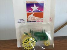 NIP 1/32 Scale Models John Deere B on Steel Wheels