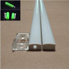 5pcs of 0.5m led aluminium profile for 12mm 5050 ,5630 ,3528 strip,led channel
