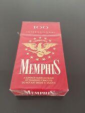 Pacchetto Sigarette Da Collezione Memphis