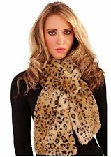 Polyester Animal Print Scarf Scarves & Shawls for Women