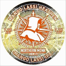 ADESIVO STICKER NORTHERN MONK MANGO LASSI HEATHEN (7.2%)