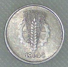DDR 1 Pfennig 1948 bis 1953