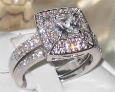 Markenlose Modeschmuck-Ringe im Ehering-Stil aus Edelstahl