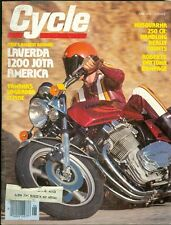 1978 Cycle Magazine: Laverda 1200 Jota America/Yamaha IT250E/Husqvarna 250 CR