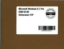 MS Windows 8.1 pro 64bit DVD SB deutsch