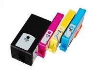 4 CARTUCCE PER STAMPANTE HP 920XL OfficeJet 6500A plus, E710n, E710a, 6500A