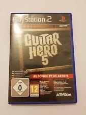 Guitar Hero 5 PlayStation 2 (ps2) pal España y completo