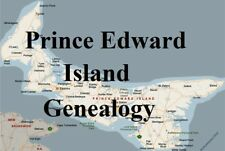 Prince Edward Island Genealogy Record Family Tree 25 Books Ancestry on CD DVD