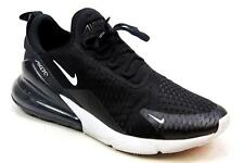 MENS NIKE AIR MAX 270 BLACK MESH RUNNING ACTIVE SPORT SNEAKERS TRAINERS SIZE 10