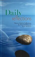 Daily Reflections A Book of Reflections by AA Members 2017 New Cover FREE SHIP