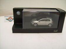VW Golf VII, silver, three door, 2012, VW-Dealer (Herpa) 1:43