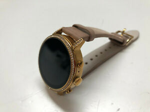 Fossil Q Venture DW7F1 Rose Gold Android Wear Smart Watch READ DESCRIPTION