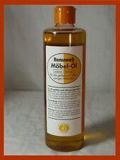 RENUWELL Möbel-Öl Möbelöl Möbelpflege 500 ml  *NEU*