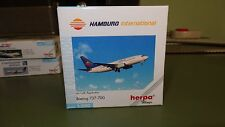 HERPA 512565 Hamburg International Boeing 737-700