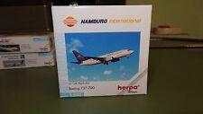 Herpa 512565 Hamburg International Boeing 737-700 1:500